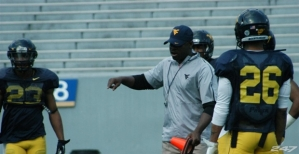 Brian Mitchell has become a top recruiter for West Virginia.