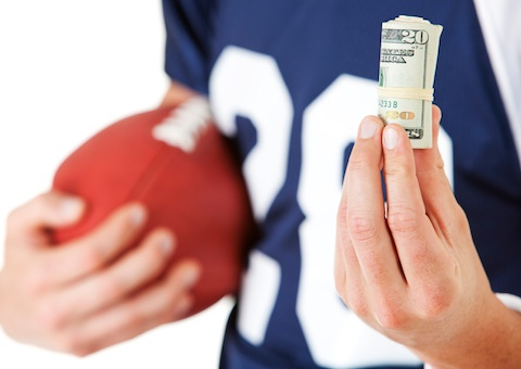 should football players at the university of alabama be paid to play Usa today sports asked some of of the players competing in the college football playoff what they've spent their cost-of-attendance stipend money on thus far  their kids play football.