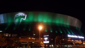 The Superdome - I call it what its momma calls it - has not been a place that the Pirates have flourished...we need to walk out of there, not sneak out with a win.