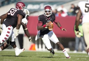 Temple QB P.J. Walker is a gamer...and ECU sometimes lets young QBs look like All-Americans.