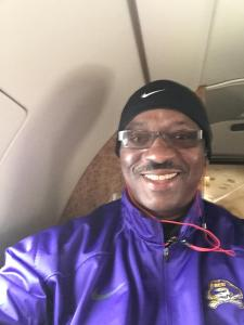 Air Ruffin: Coach McNeill (aka @RuffinMcNeill), never tires on the recruiting trail because these are more than players in his book.