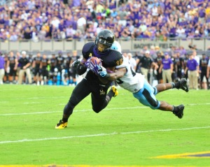 Preview: Bishop made a statement in his TD against North Carolina...is there more to come?