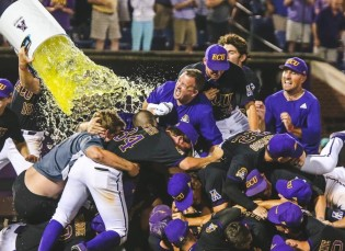 Pirates celebration at Regional